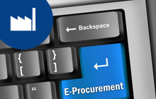 We have the know-how for e-procurement